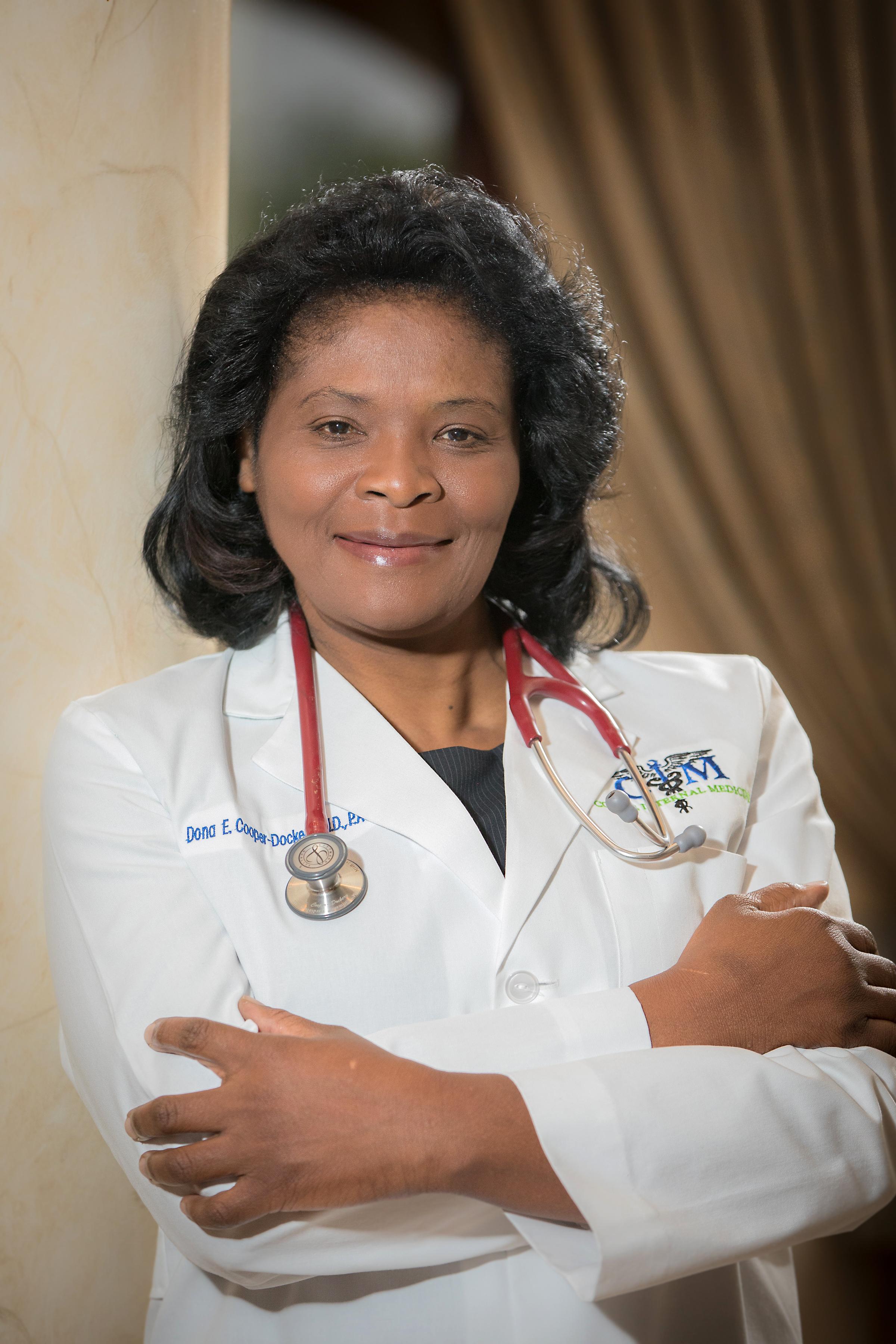 Dr. Dona Cooper-Dockery